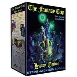 The Fantasy Trip Legacy Edition