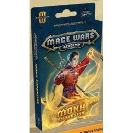 Mage Wars Academy Monk Exp