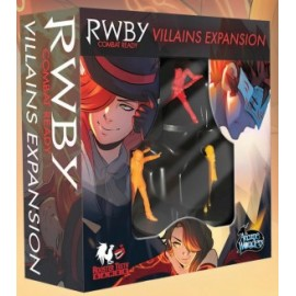 RWBY Combat Ready Villains Expansion
