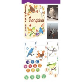Songbirds - Launch Kit