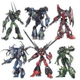 Spawn - Cyber units