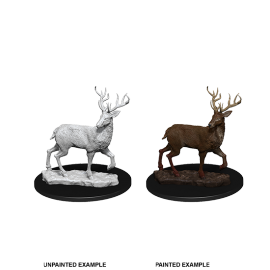WizKids Deep Cuts Miniatures -  Stag