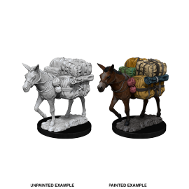 WizKids Deep Cuts Miniatures -  Pack Mule