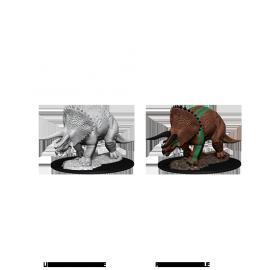 D&D Nolzur's Marvelous Miniatures - Triceratops