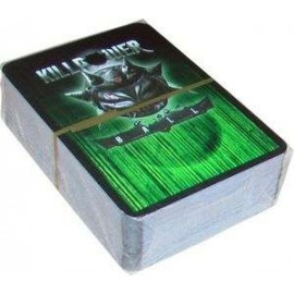Killpower Ball Set Cartes Pouvoirs