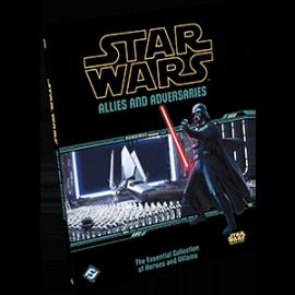 Star Wars RPG: Allies and Adversaries