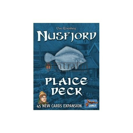 Nusfjord Expansion - Plaice Deck