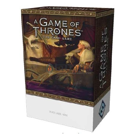 Game of Thrones: LCG Seasonal Kit – 2019 Season One