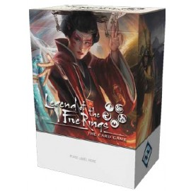 Legend of the Five Rings LCG Seasonal Kit – 2019 Season One