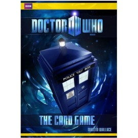 Dr Who Card Game 2nd Edition