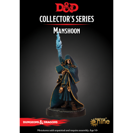 "Dungeons & Dragons ""Waterdeep Dragon Heist"" Manshoon (1 Fig)"