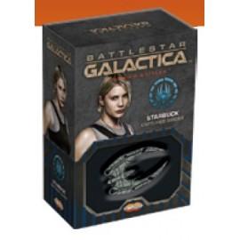 Battlestar Galactica: Spaceship Pack: Starbuck's Cylon Raider