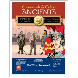 COMMANDS AND COLORS ANCIENTS Expansion 2/3