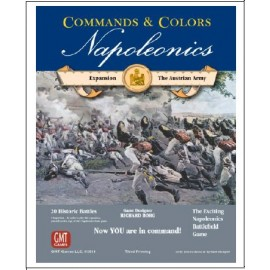 COMMANDS AND COLORS Napoleonics Series: Austrian Army