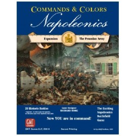 COMMANDS AND COLORS Napoleonics Series: Prussian Army