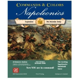 COMMANDS AND COLORS Napoleonics Series: Russian Army