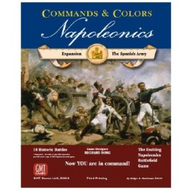 COMMANDS AND COLORS Napoleonics Series: Spanish Army