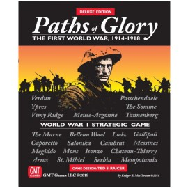 Paths of Glory Deluxe Edition: Classic World War I
