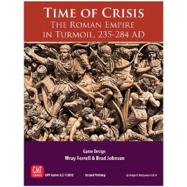 Time of Crisis: 2nd Printing - The Roman Empire In Turmoil
