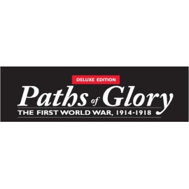 Paths of Glory Deluxe Edition: Mounted Map