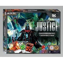 DC Comics Dice Masters: Justice Campaign Box