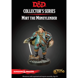 "Dungeons & Dragons ""Waterdeep Dragon Heist"" Mirt the Moneylender (1 Fig)"