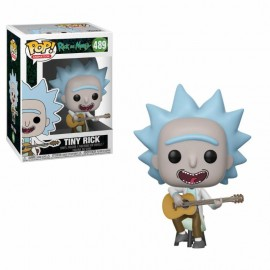 Animation 489 POP - Rick & Morty: Tiny Rick w/ Guitar