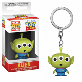 POP Keychain: Toy Story - Alien
