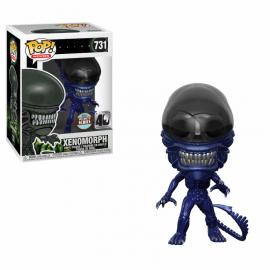 Movies 731 POP - Alien 40th Anniversary - Xenomorph Blue