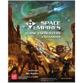 "Space Empires 4X Expansion one ""Close Encounters"""