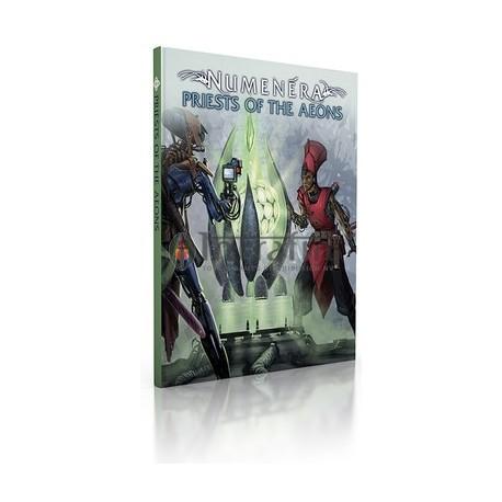 Numenera Priests of the Aeons