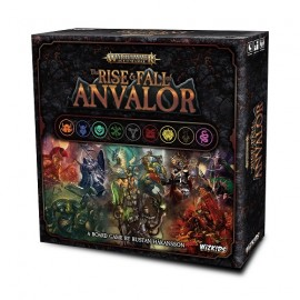 Warhammer Age of Sigmar: The Rise & Fall of Anvalor boardgame