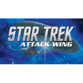 Star Trek: Attack Wing Federation Faction Pack - To Boldly Go...