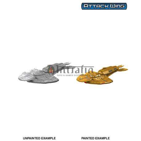 Star Trek Deep Cuts: Cardassian Keldon Class