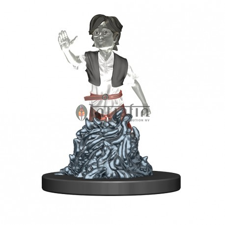 WizKids Wardlings Painted RPG Figures: Ghost (Female) & Ghost (Male)