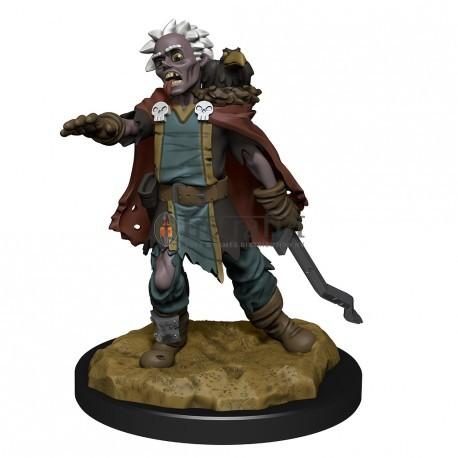 Wizkids Wardlings Painted RPG Figures: Zombie (Male) & Zombie (Female)