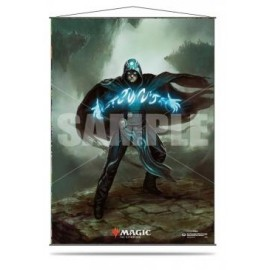 MTG Jace the Mind Sculptor Wall Scroll