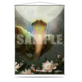 MTG Lotus Cobra Wall Scroll