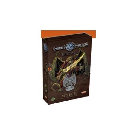 Sword & Sorcery: Volkor Hero Pack
