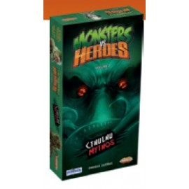 Monsters vs Heroes - Volume 2: Cthulhu Mythos