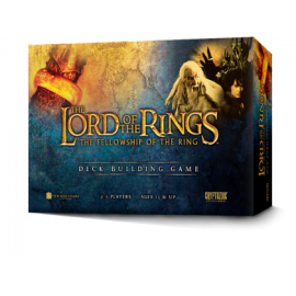 The Lord of the Rings - Fellowship of the Ring Deck building Game