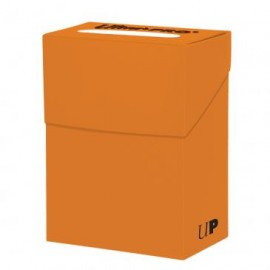 Deck Box Orange