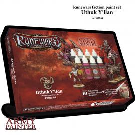 Runewars: Uthuk Y'llan Paint Set