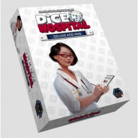 Dice Hospital - Deluxe Add-ons box
