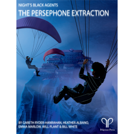 Night's Black Agents: The Persephone Extraction
