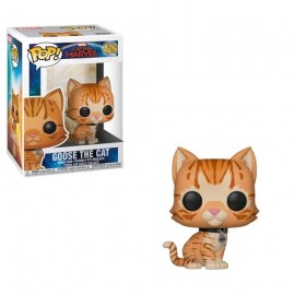 Marvel:426 Captain Marvel - Goose the cat