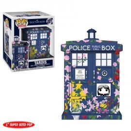 "POP Doctor Who: 6"" Clara's Memorial TARDIS"