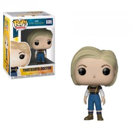 Television 686 Doctor Who: 13th DOctor w/out Coat