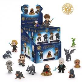 Mystery Mini Figures Display: Fantastic Beasts 2: PDQ (CDU12)