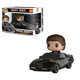 Rides 50 - Knight Rider: KITT & Michael Knight